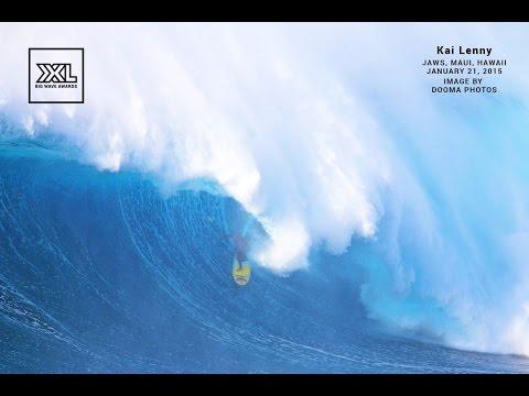 Jaws Peahi Paddle Challenge Maui