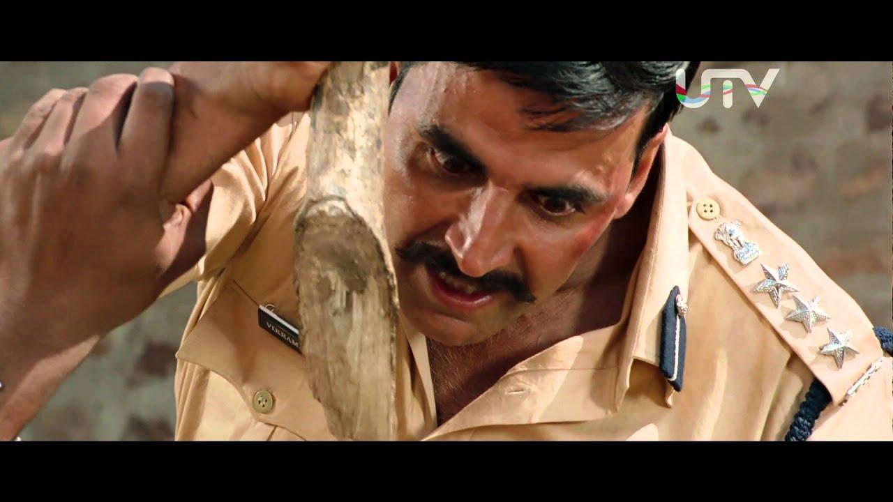 Akshay Kumar in Rowdy Rathore Wallpaper Rowdy Rathore | Akshay Kumar`s