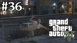 "Grand Theft Auto 5 Walkthrough Part 36 - Trevor's Angry - GTA V - ""GTA 5 Walkthrough Part 1"""