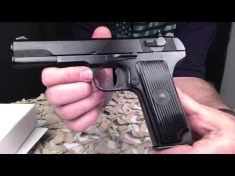 Zastava M70A M70 9mm Tokarev Type Semi-Auto Pistol - Texas Gun Blog