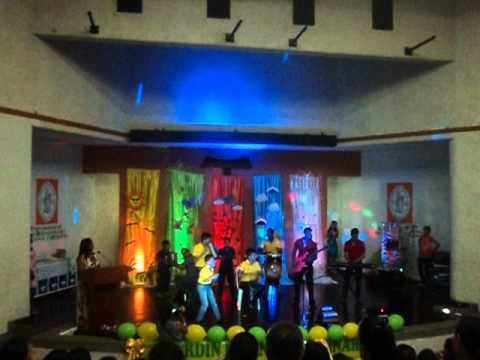 Presentacion en la Universidad San Buenaventura- Grados Colegio el Pinar