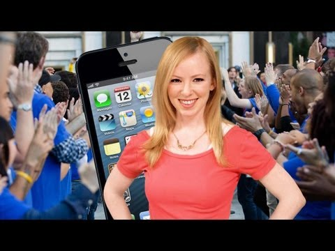 Low Self Esteem? Just Wait in Line for an iPhone!