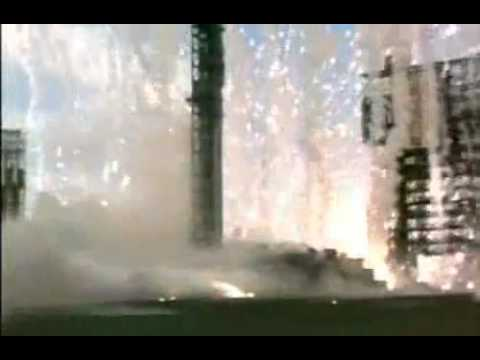 Rocket carrying a 45 million dollar military satellite explodes during blast off