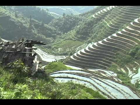 "Overland Southwest China 2 ""Dragon's Backbone Rice Terrace Fields"""