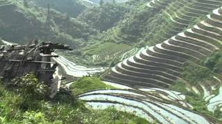 "Overland Southwest China 2 ""Dragon's Backbone Rice Terrace Fields"""