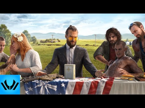 """FAR CRY 5 SONG ► """"THE BLIND"""" 