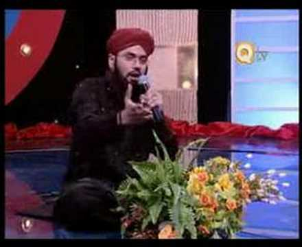 Syed Furqan Qadri-sohna Aaya video