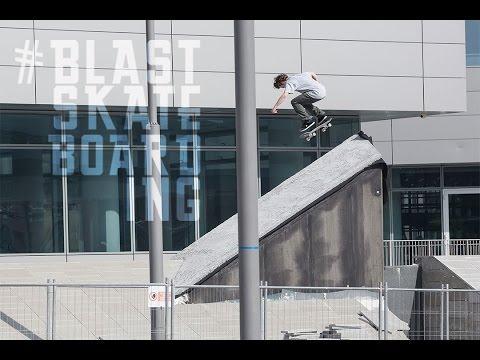 Blast Team Meeting Street Sessions 2014