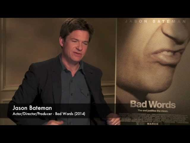 Jason Bateman: Bay City Rollers, Spelling Bee and Bad Words