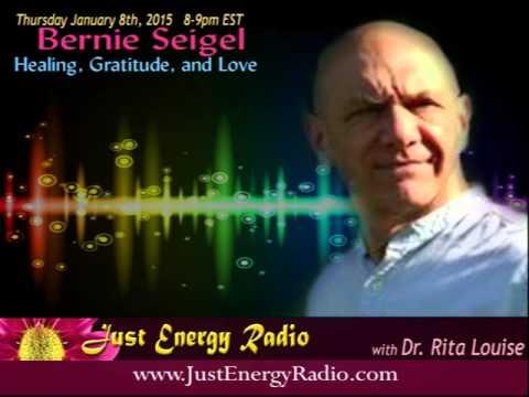 Healing, Gratitude, and Love - Bernie Siegel