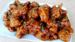 দারুন স্বাদের চাইনিজ অরেঞ্জ চিকেন ফ্রাই রেসিপি ! Chinese Orange Chicken recipe   Bangladeshi Chinese