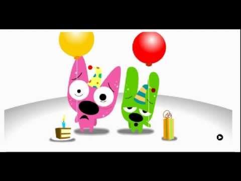 Hoops & Yoyo:The Birthday Dash