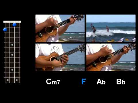 Hawaii Five-O Ukulele Play-Along!