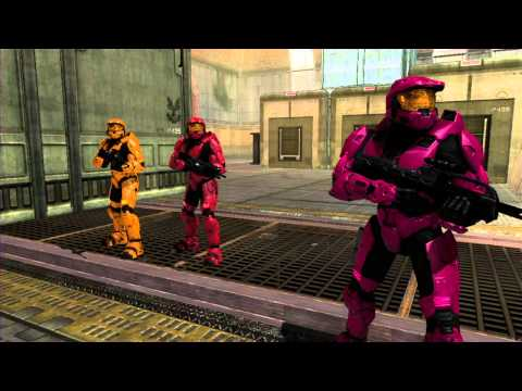 Red Vs. Blue Revelation: Episode 11 video