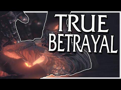 TRUE BETRAYAL - Dark Souls 3: Hollow's Alternative Endings [Ep 2 of 3]