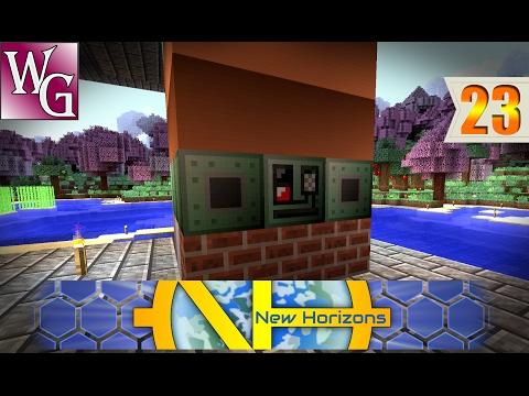 GT New Horizons - Электрическая доменная печь №23