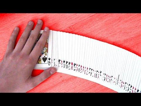 Tour de magie de cartes avec explication
