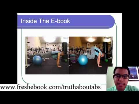  The Truth About Six Pack Abs with Free PDF Ebook Download 