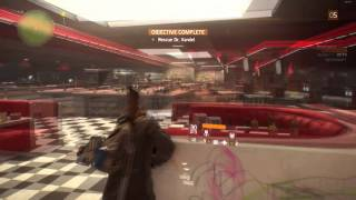 Tom Clancy The Division Beta Madison Field Hospital Mission
