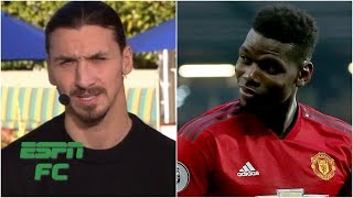 Zlatan Ibrahimovic: Paul Pogba's happier at Man United without Mourinho | Premier League