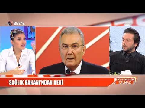 Sağlık Bakanı'ndan Deniz Baykal açıklaması