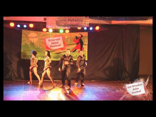6th Wroclaw Salsa Festival - Chiquito y Domican Power