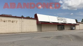 Haunted Closed Kmart - Southside Parkersburg, WV
