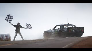 Ken Block: Climbkhana - Pikes Peak  Hoonicorn  [Full HD]