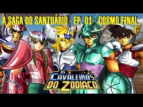 Cavaleiros do Zodíaco: A Saga do Santuário - Ep. 01 - Cosmo Final