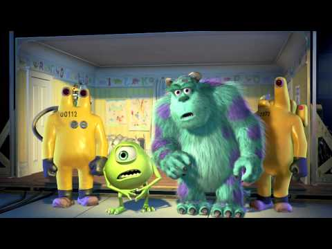 Upss - Los errores de filmación de Monsters University