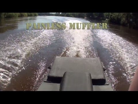 2011 Mokai with Painless Muffler - Altamaha Swamps
