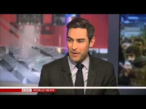 Wilson Talks Putin's Strategy in Ukraine Crisis
