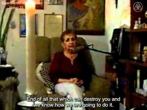 Alaniso - Sarita Otero: Mensaje del 23 de marzo del 2012. Message from March 23, 2012.