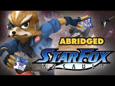 Star Fox Assault – Abridged