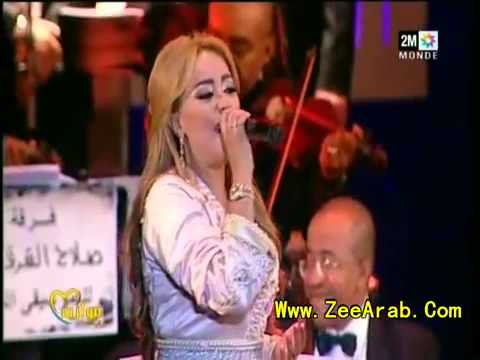 Festival Mawazine 2014 : Jamila El-badaoui جميلة البداوي...