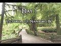 Day 1 : Victoria to Nanaimo, BC