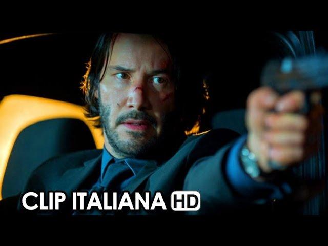 JOHN WICK Clip Italiana 'Baba Jaga' (2015) - Keanu Reeves Movie HD