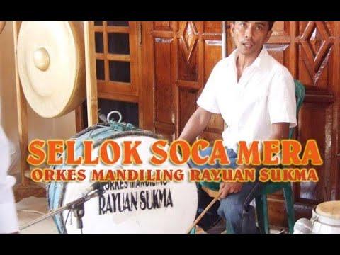 SELLOK SOCCA MERA - ORKES MANDILING RAYUAN SUKMA DAUN LIVE TANAH MERA