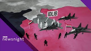 Syria: Will this battle mean the end of the Syrian war? - BBC Newsnight