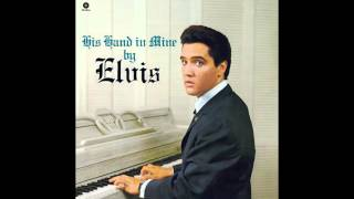 Watch Elvis Presley His Hand In Mine video