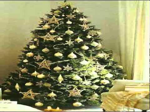 Arbol de navidad decorados youtube - Arboles navidad decorados ...