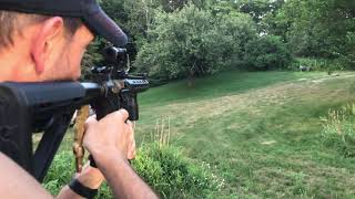 Classic Army ML-12 Full Auto airsoft with Lipo