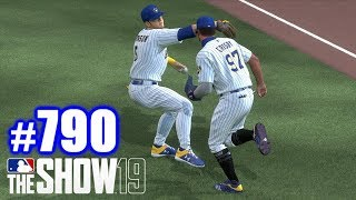 TRYING TO TACKLE MY TEAMMATE! | MLB The Show 19 | Road to the Show #790