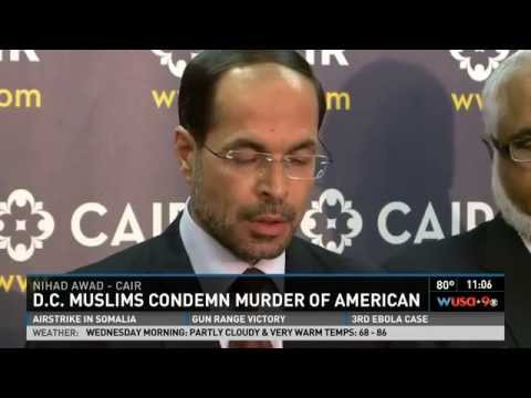 CAIR, DC-Area Muslims Condemn ISIS Beheading of Steven Sotloff