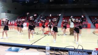 Struthers Cheerleaders Uptown Funk Fun Dance