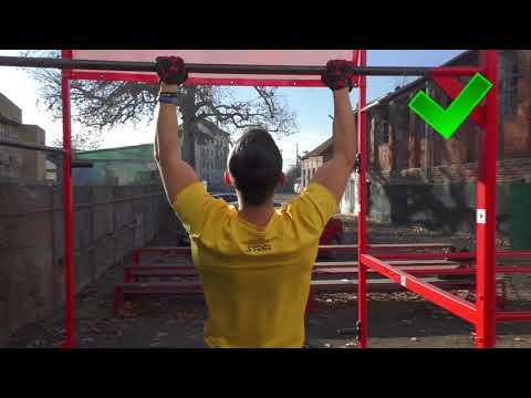 Calisthenics Pull Ups - Street Workout Tutorial | Strong Romanian Athletes