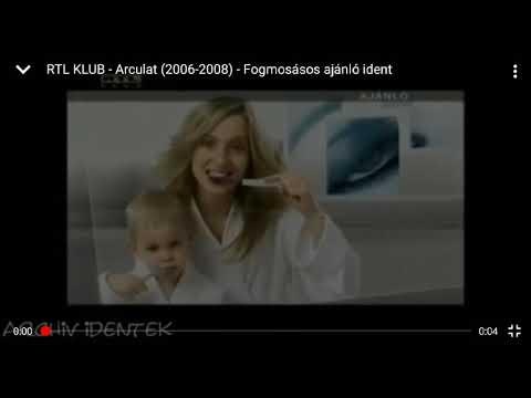 [Archív Identek-nek küldöm ezt ] RTL Klub 2006-2008 Arculat