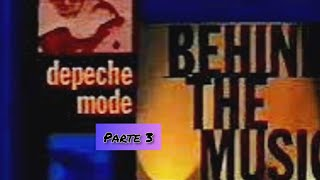 "DEPECHE MODE - BEHIND THE MUSIC -  ""MTV""(En  ESPAÑOL) Parte 3"