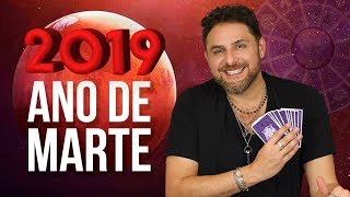 2019: REGENTES, PREVISÕES E CORES