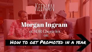 How to Get Promoted in a Year w/ Morgan Ingram